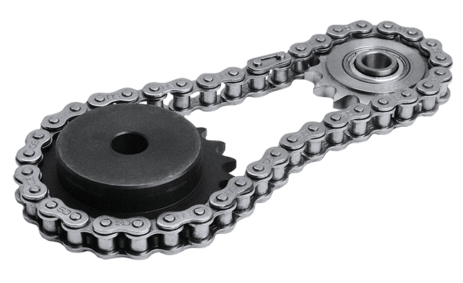 Spocket & Roller Chain